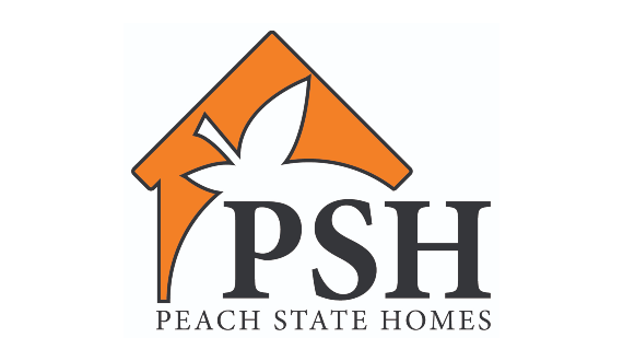 Peach State Homes logo